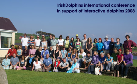 Irishdolphins conference 2008