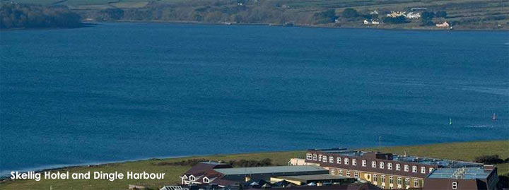 Skellig Hotel & Dingle Bay